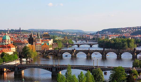 Ciudad de Praga