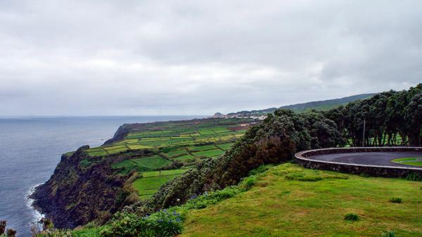 Acantilados de las Azores
