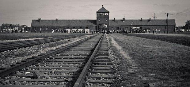 campo de concentración Auswitz Birkenau