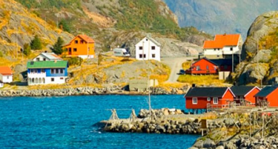 Fiordos y Escandinvia