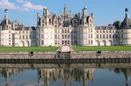 Castillos del Loira Francia