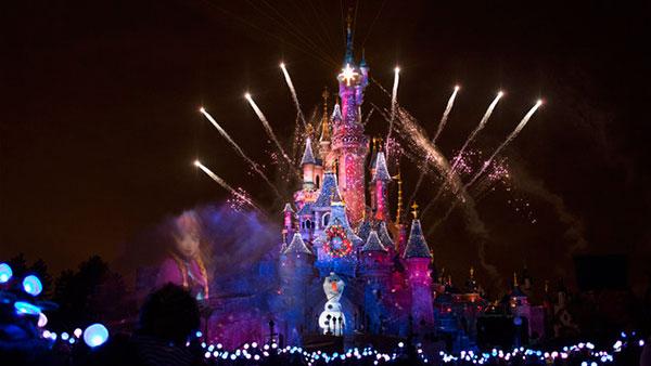 Festival Frozen en Disney