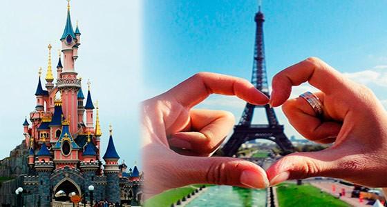Combinado París Disneyland