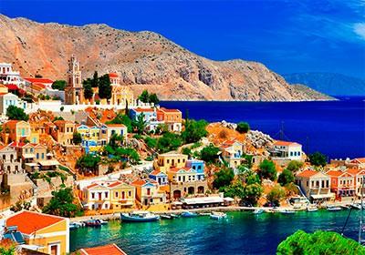 Foto de las Islas Griegas