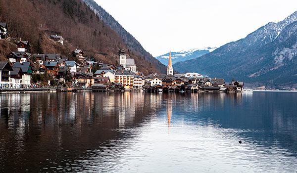 foto de Hallstatt en Austria