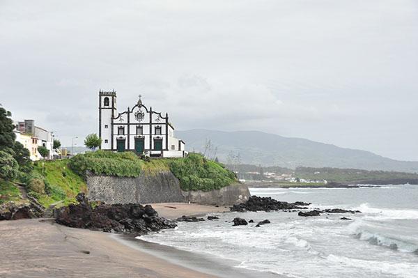 Iglesias de San Miguel en Azores