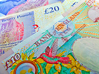 Moneda inglesa