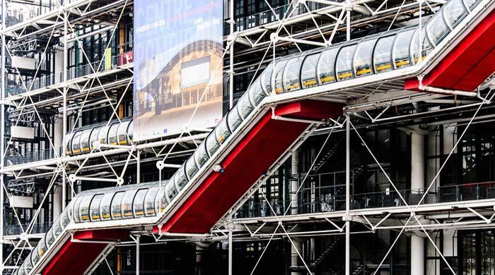 Museo Pompidu