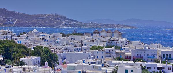 Isla Mykonos Grecia