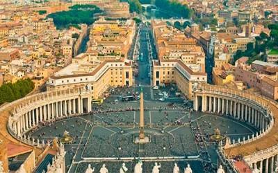 Plaza de San Pedro Vaticano