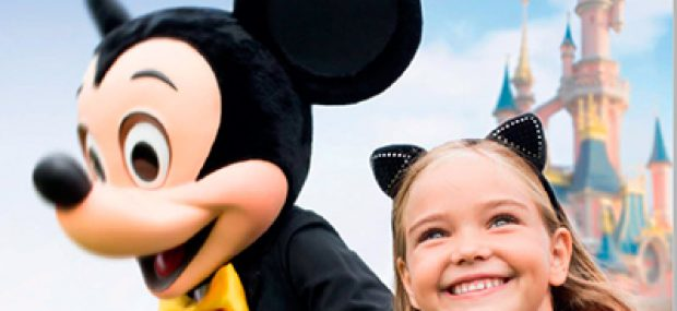 Viajar a Disneyland Paris